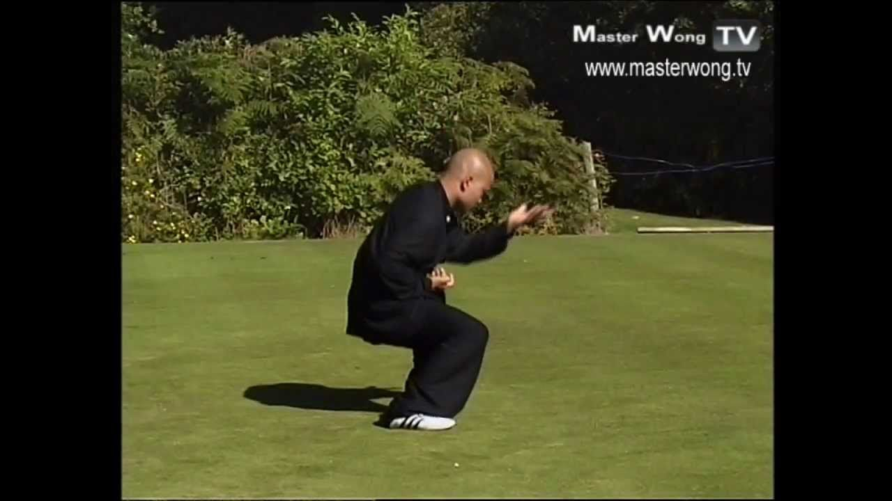 Tai chi for beginners - Chen style 1 Part 3