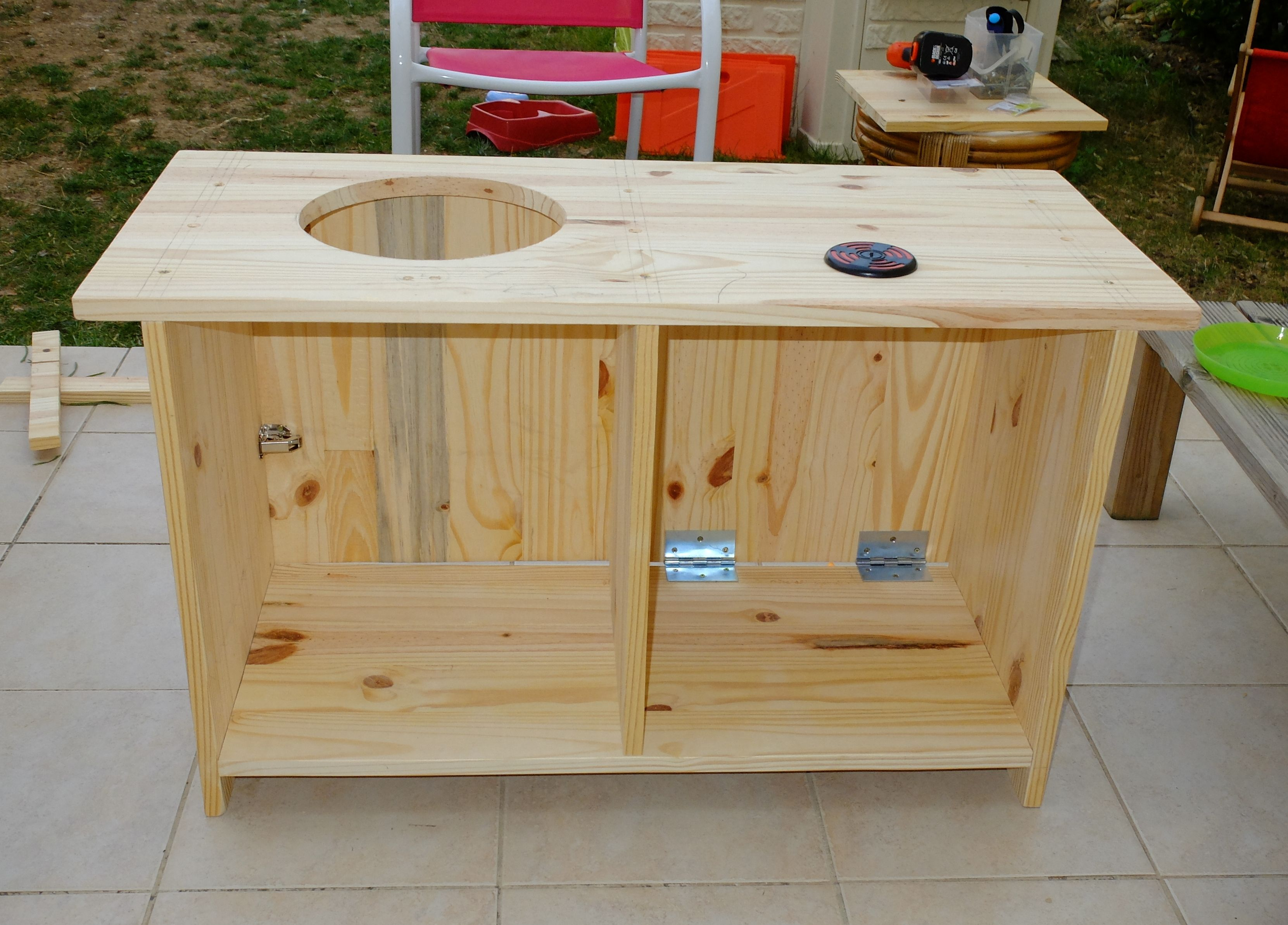 meuble cuisine pour enfants diy gaelle pinterest cuisine et bricolage. Black Bedroom Furniture Sets. Home Design Ideas