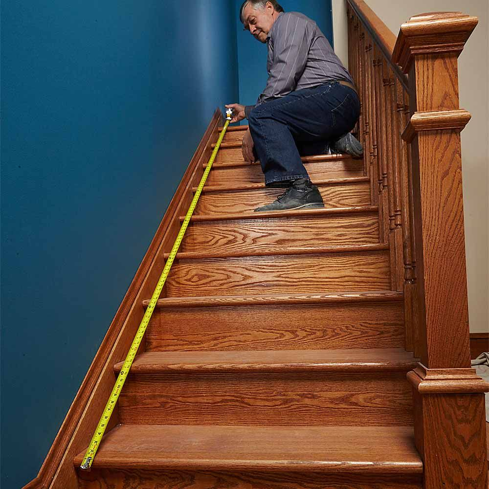 Standard Stair Rail Height Luxury Images Install A Sturdy ...