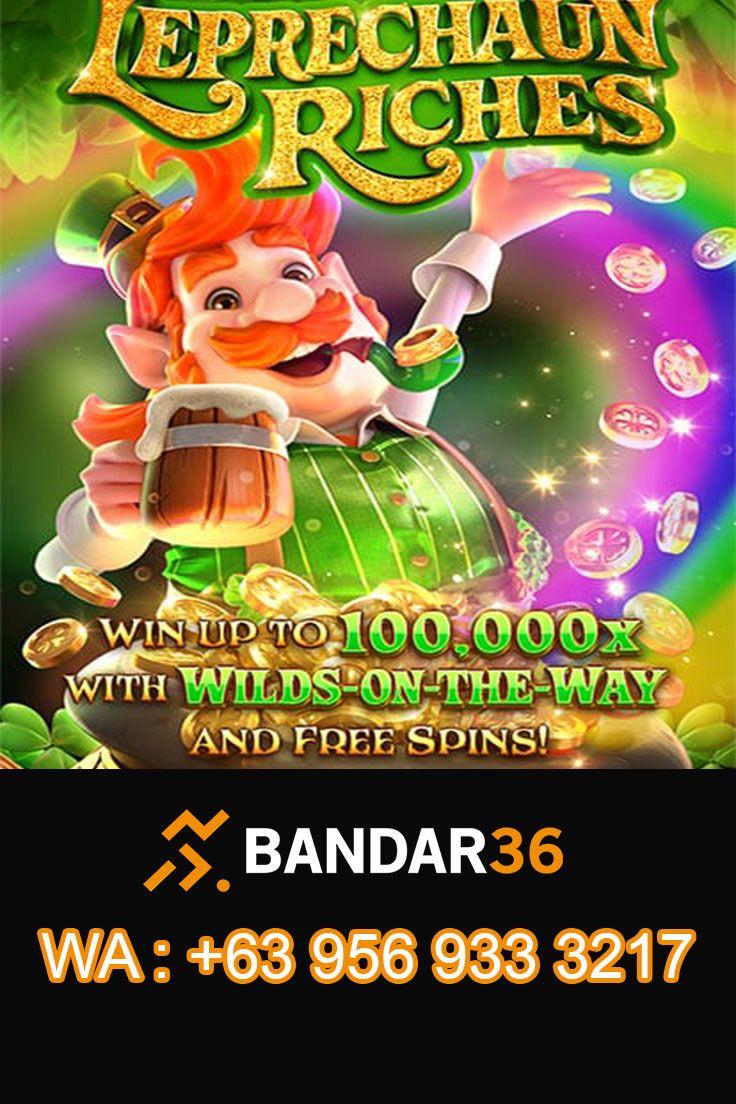 PG SOFT LEPRECHAUN RICHES ¦ BANDAR36 di 2020 Poker