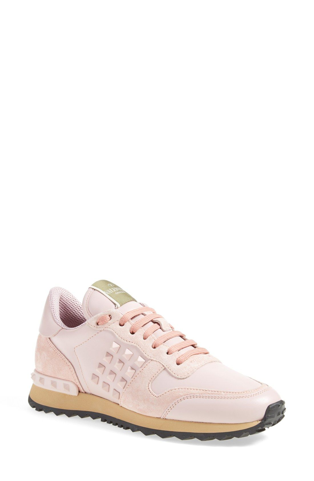 0374ca762519a Valentino 'Rock Be' Sneaker (Women) | #ShoeGoals in 2019 | Valentino ...