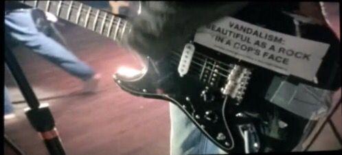 Kurt Cobain, Nirvana, Halloween 1991, live at Paramount