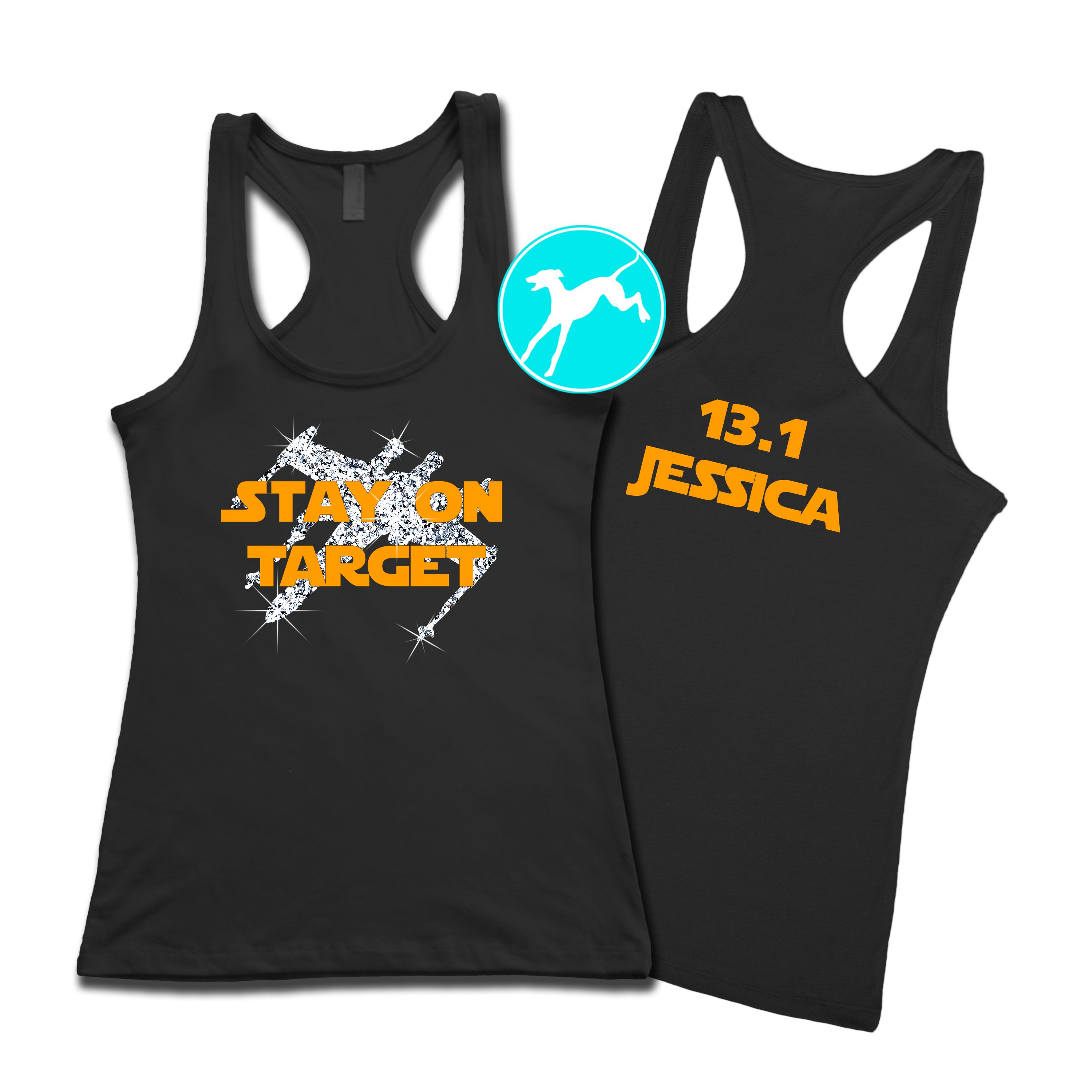 08affc9188225f Star Wars Stay Target Customized Name Tank (Copy)