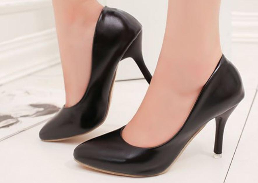 Heels, Stiletto heels, High heel pumps