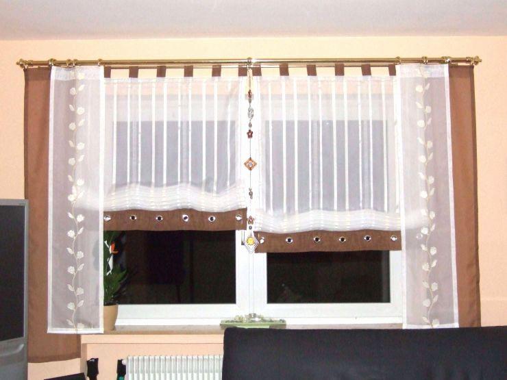 15 Ideal Fenster Weihnachtlich Gestalten Gardinen Modern