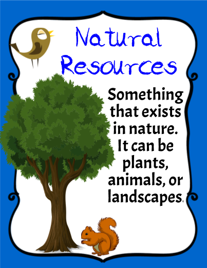 Natural Vs Man Made Resources Nature Resources Natural Resources