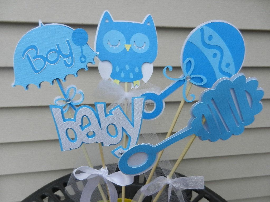 shower centerpieces baby shower banners boy baby showers its a boy boy