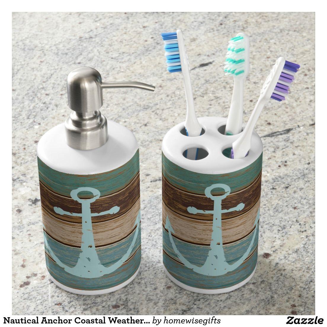 Nautical Bathroom Set Lighthouse Bathroom Sets