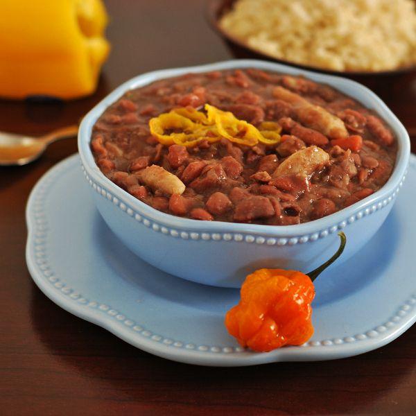 instant pot jamaican stew peas  healthier steps  recipe
