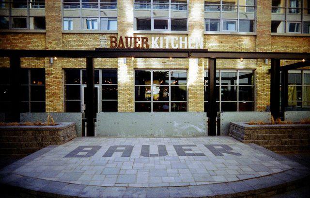 Bauer Kitchen Waterloo Restaurants Outdoor Decor Kitchen