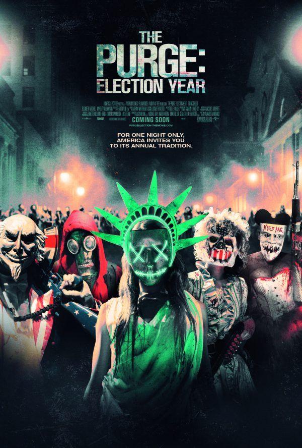 مترجم,The Purge: Election Year 2016 اون لاين,The Purge: Election Year