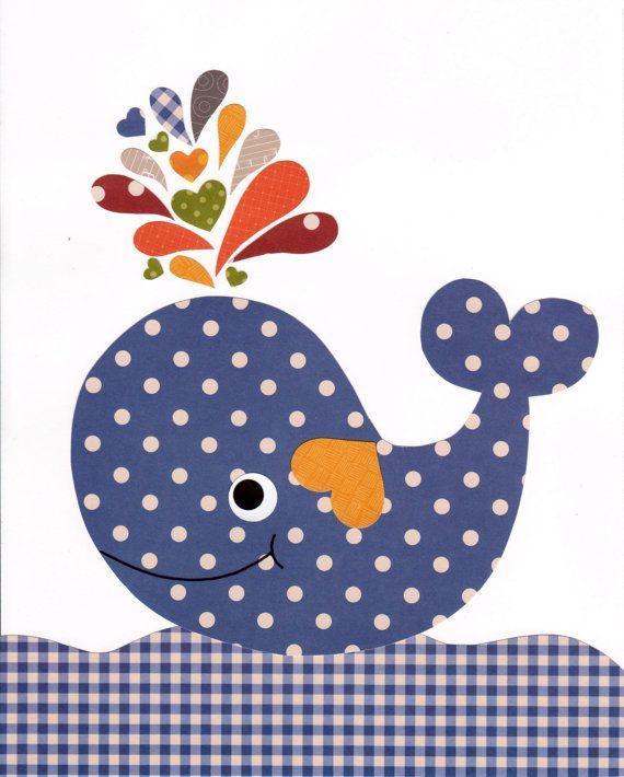 Nautical Nursery art prints baby nursery decor kids wall ...