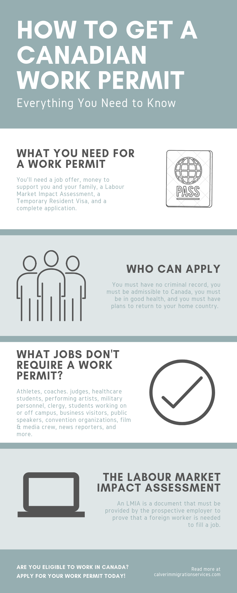 Applying for a Canadian Work Permit How to apply, Work