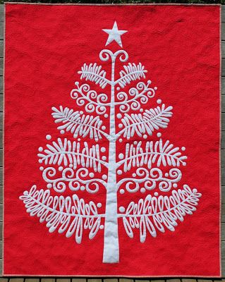 Quilt Inspiration: White Christmas