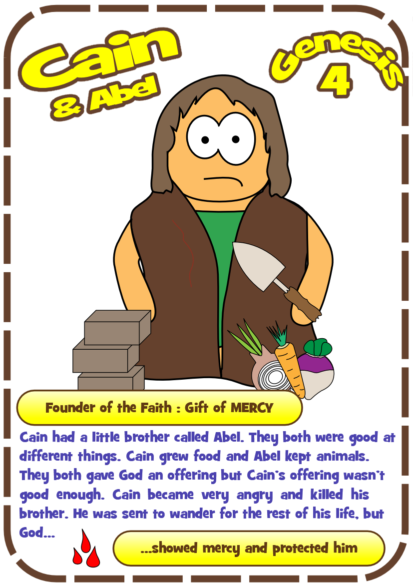 Hero resources for Cain (and Abel) lesson - part of whole lesson ...