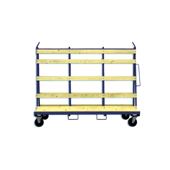 GL1000L - This A-frame trolley has lifting eyes and forklift guides ...