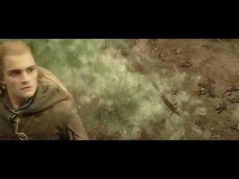 Legolas kills the Oliphaunt. But it STILL only counts as ...