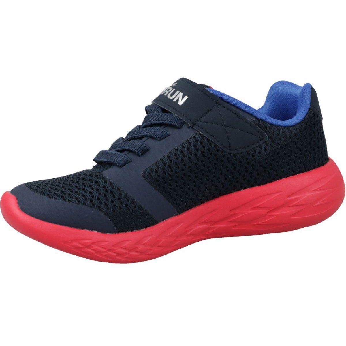 Buty Skechers Go Run 600 Jr 97860l Nvrd Granatowe Skechers Kid Shoes Shoes