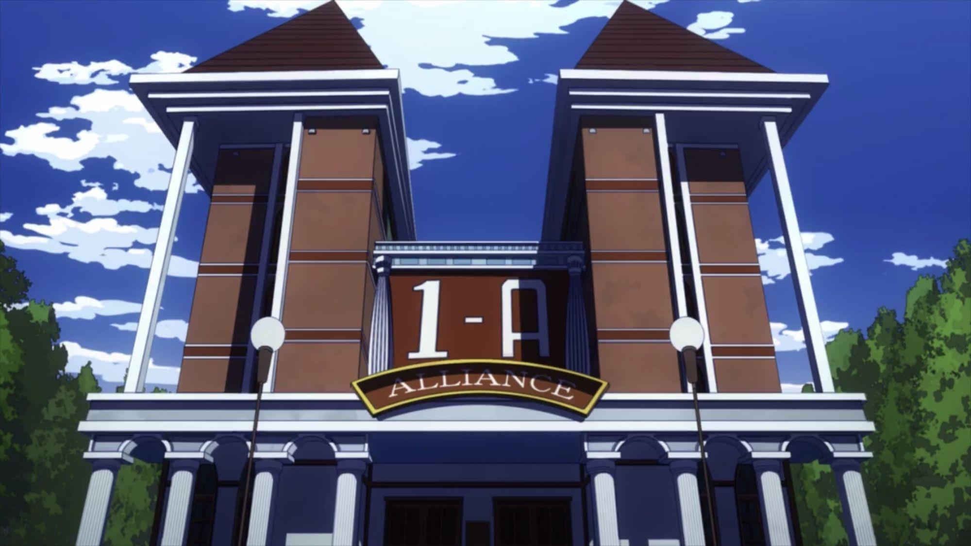Pin By J T On My Hero Academia Dream Anime Anime Scenery My Hero Academia Manga
