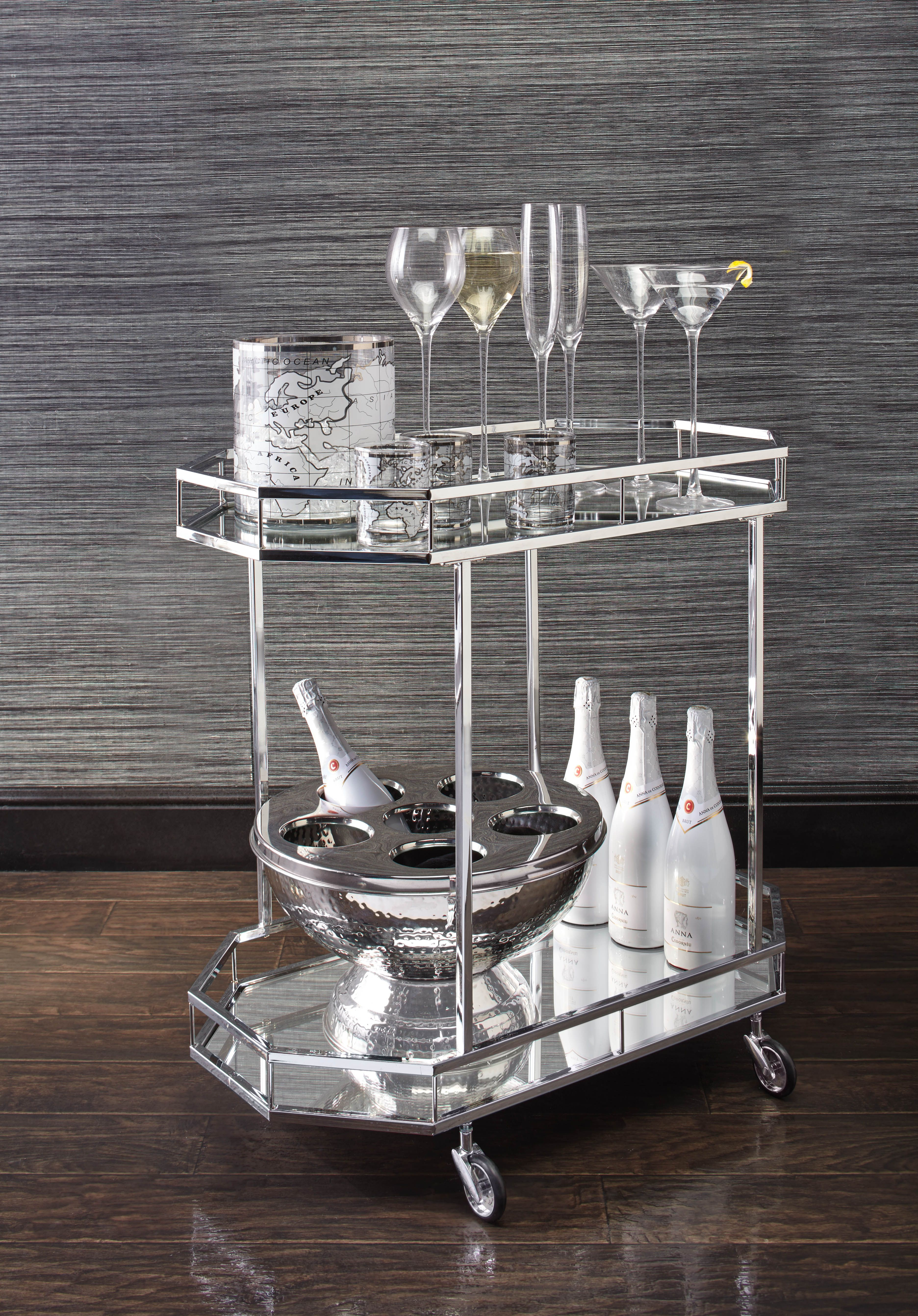 z gallerie bar cart gentleman's bar carts wheel in an instant party or keep it within arms reach metropolitan cart 2018 apartment pinterest