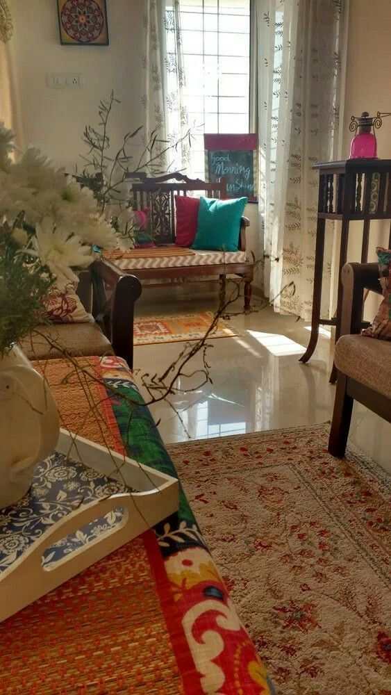 IndianHomeDecor Beautiful spaces! Pinterest Indian furniture