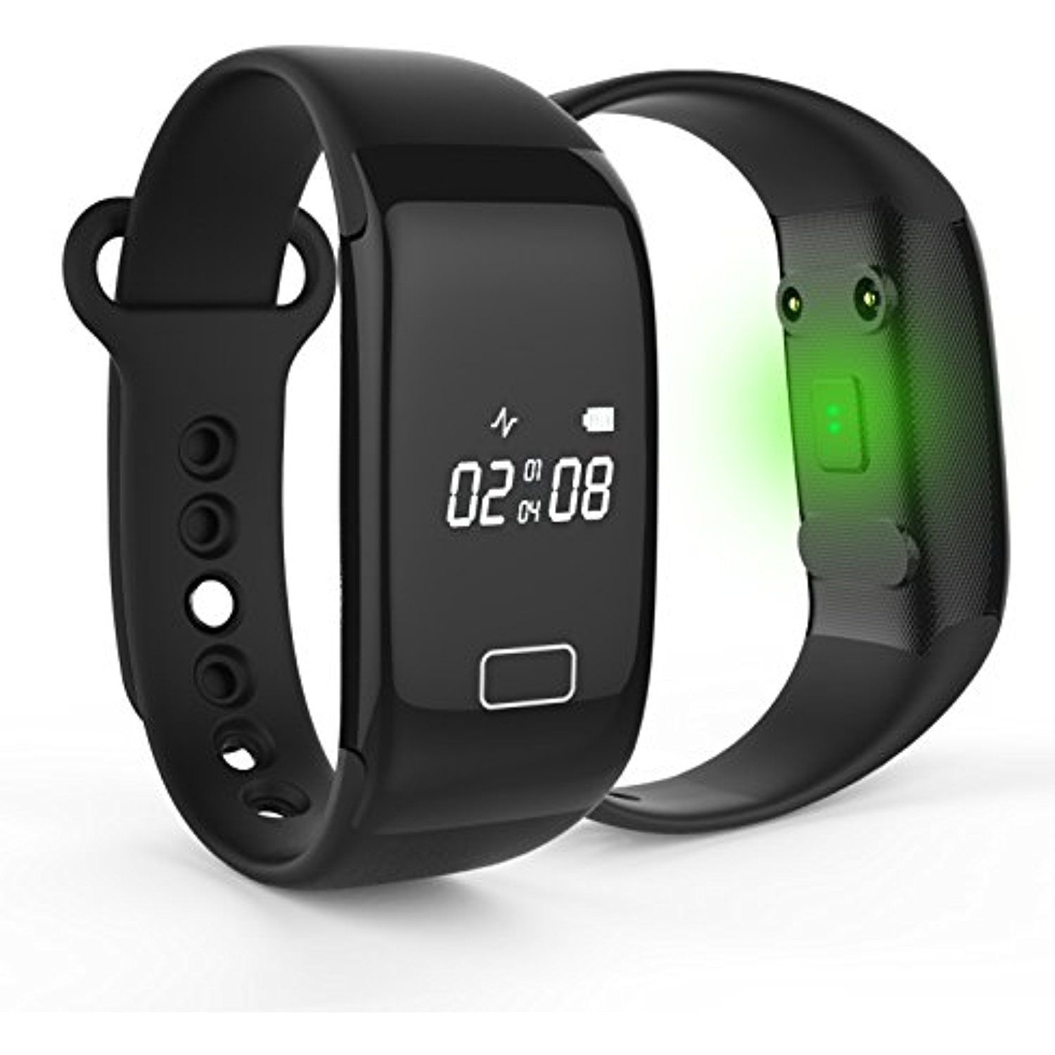 POSMA SBH202A Heart Rate Smartband Fitness Activity