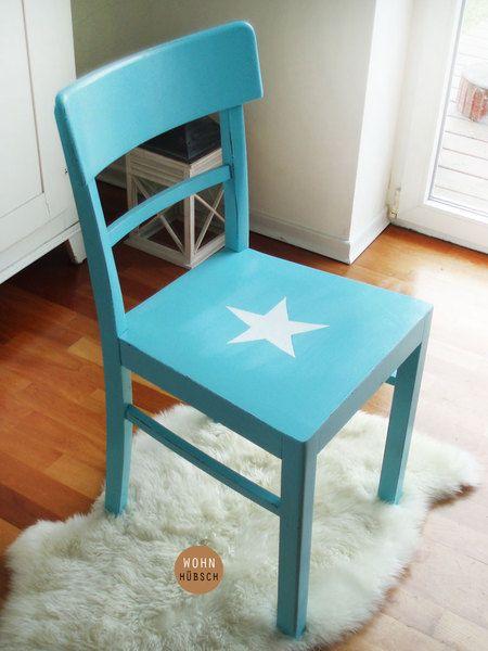 Stühle Streichen stuhl streichen möbel restaurieren herstellen