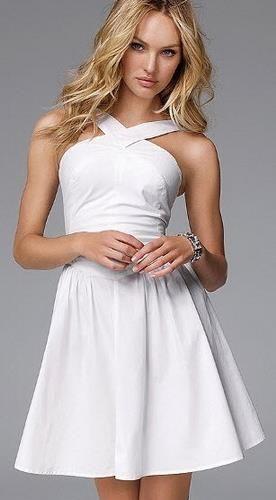 Статусы про короткое платье