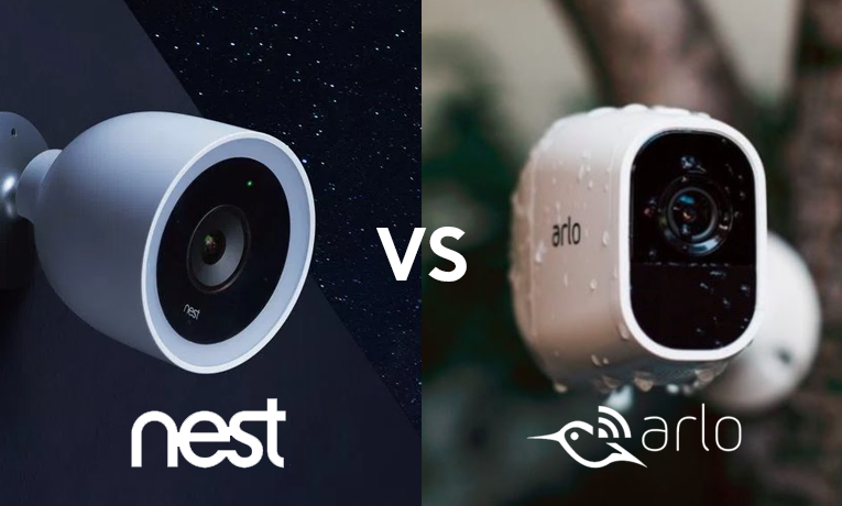 Smart Home Smackdown: Nest Cam IQ Outdoor VS Arlo Pro 2