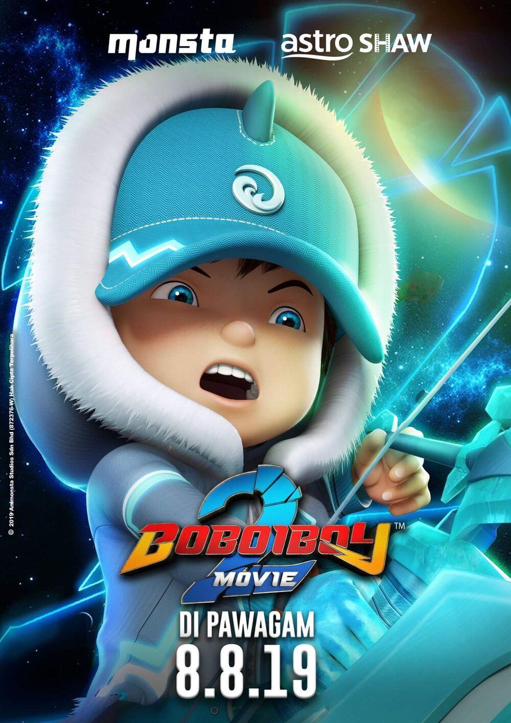 Boboiboy Movie 2 Boboiboy Wiki Fandom Boboiboy Anime Boboiboy Galaxy Cute Galaxy Wallpaper