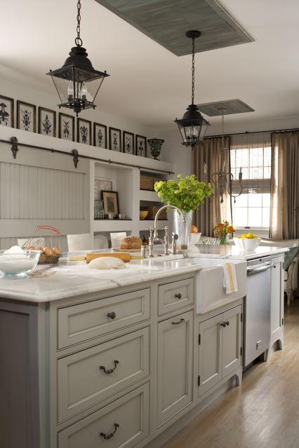 Pearhouse designs in better homes gardens kitchen bath ideas magazine summer 2013 john bessler photography