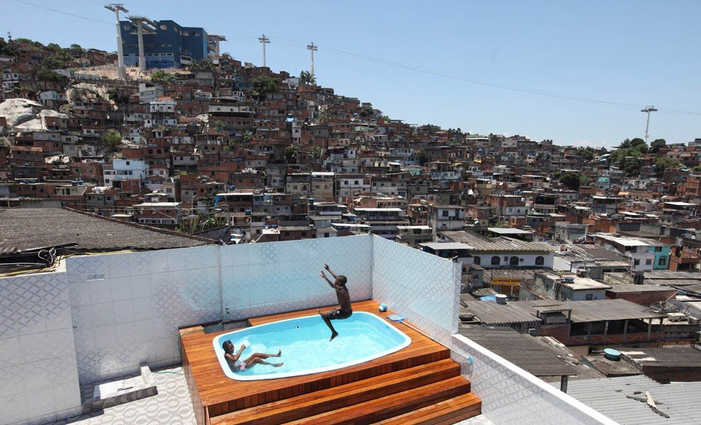 In Brazil Be Careful What You Wish For Slums Brazil Rio