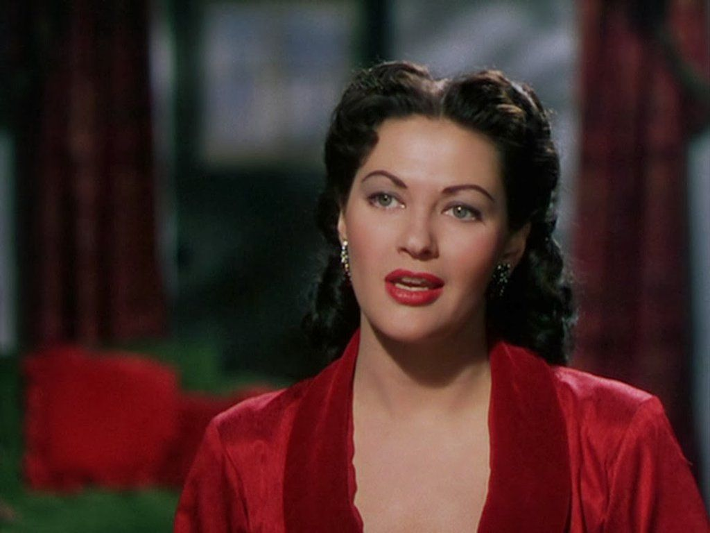 Image result for yvonne de carlo cheesecake color