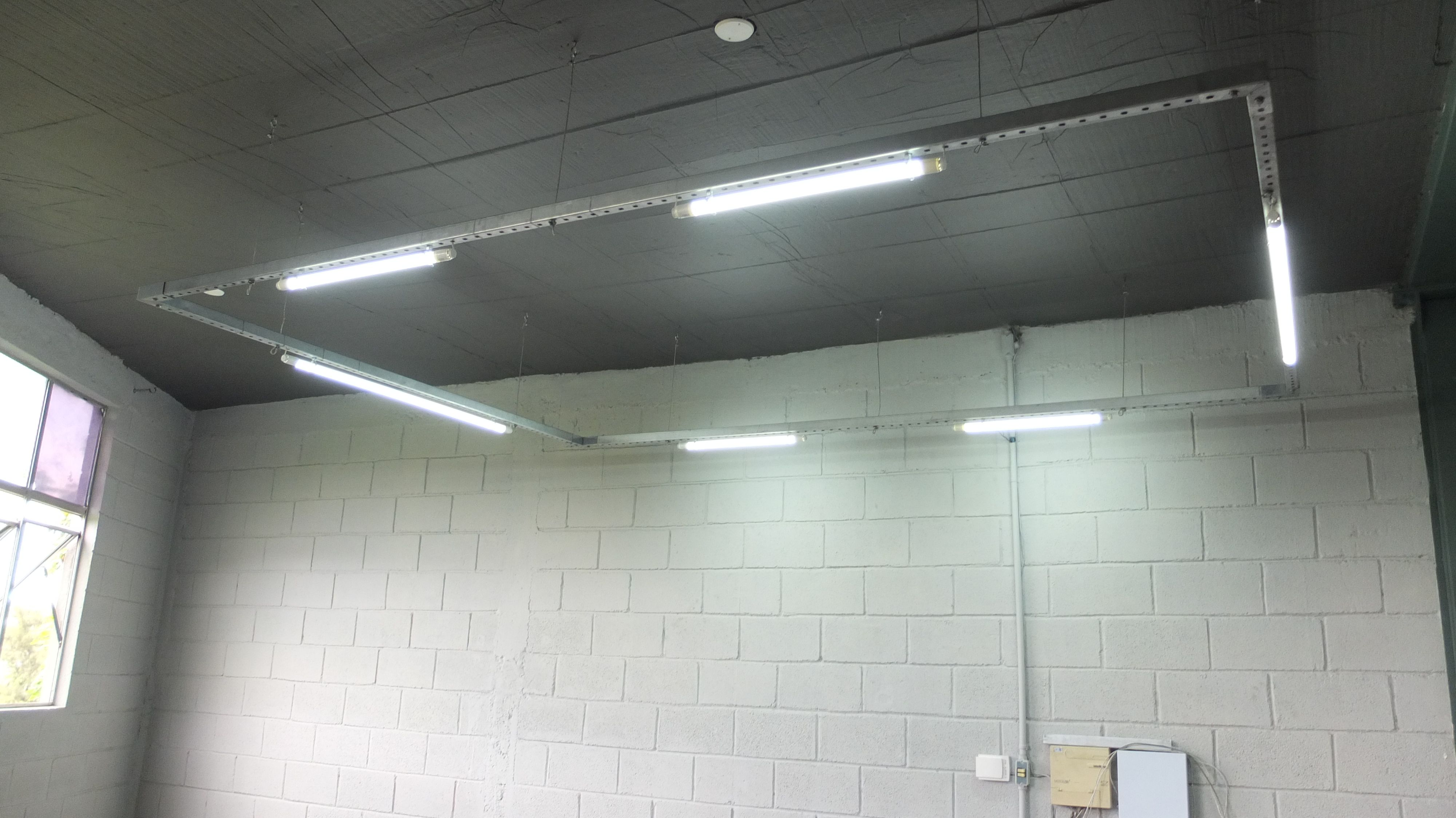 Como Fazer Iluminacao Com Eletrocalha Eletrocalha Iluminacao