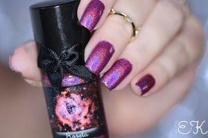 Esmaltes da Kelly- Nebulas Ultra Holo- Roseta