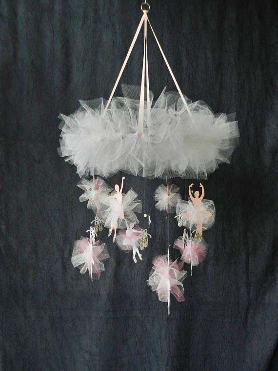 Ballet Mobile Ballerina Mobile Tutu Mobile Ballerina Theme