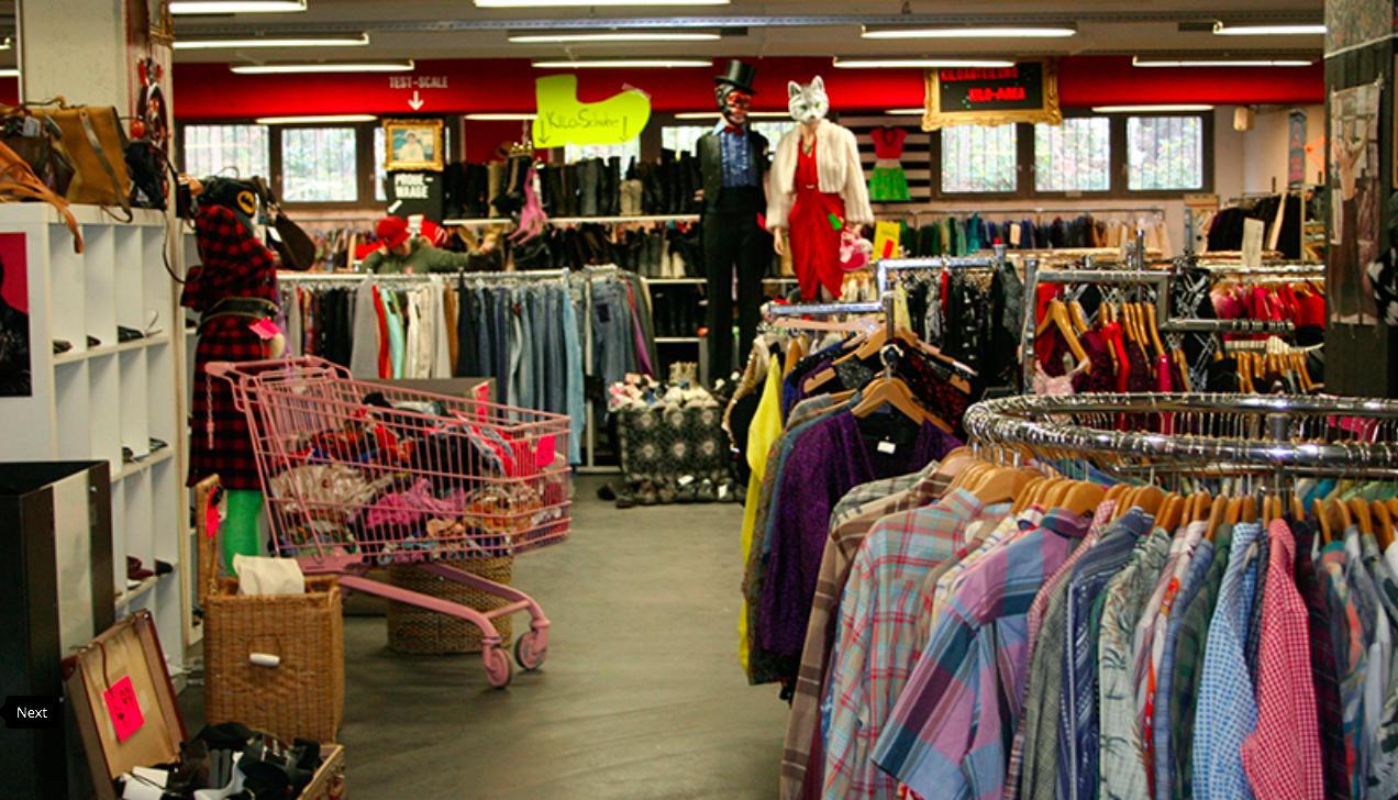 5a72ad483be New In    Jil Sander Vintage   meine 5 liebsten Second Hand Shops in ...