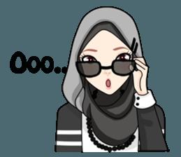 Best Funny Emoji  Buat chat kamu lebih asyik dengan Hijab Gaul Stiker :D