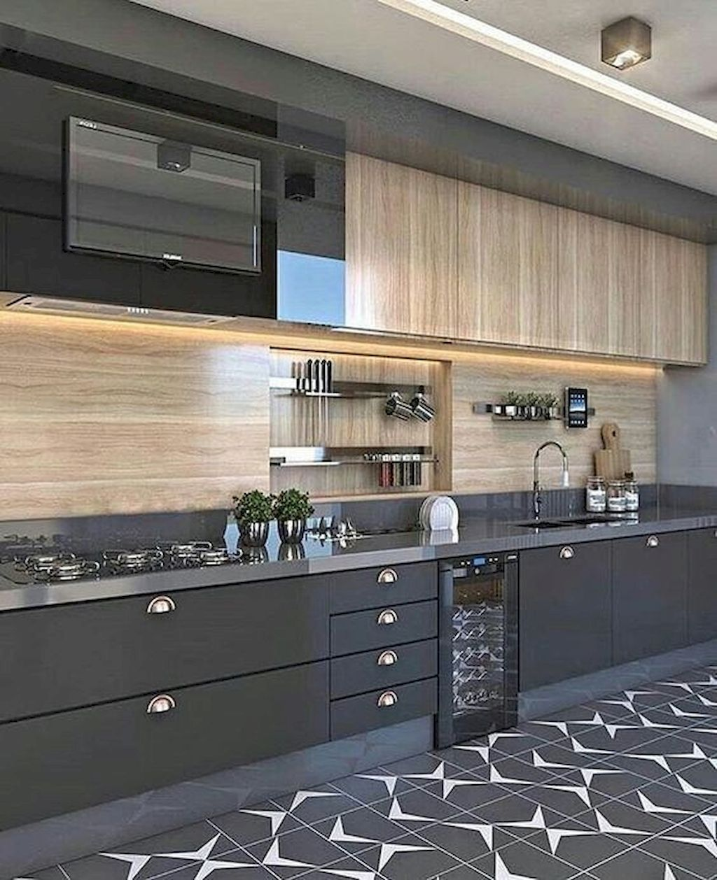 Marvelous Kitchen Design Elegant and Luxury for Yours Home ...