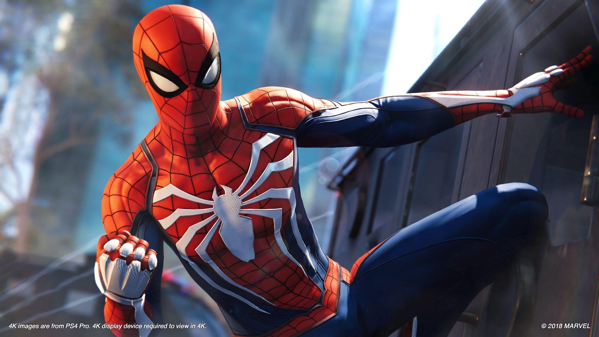 Spider Man Ps4 Hd Wallpaper Spiderman Spiderman Ps4 Spider Man Ps4
