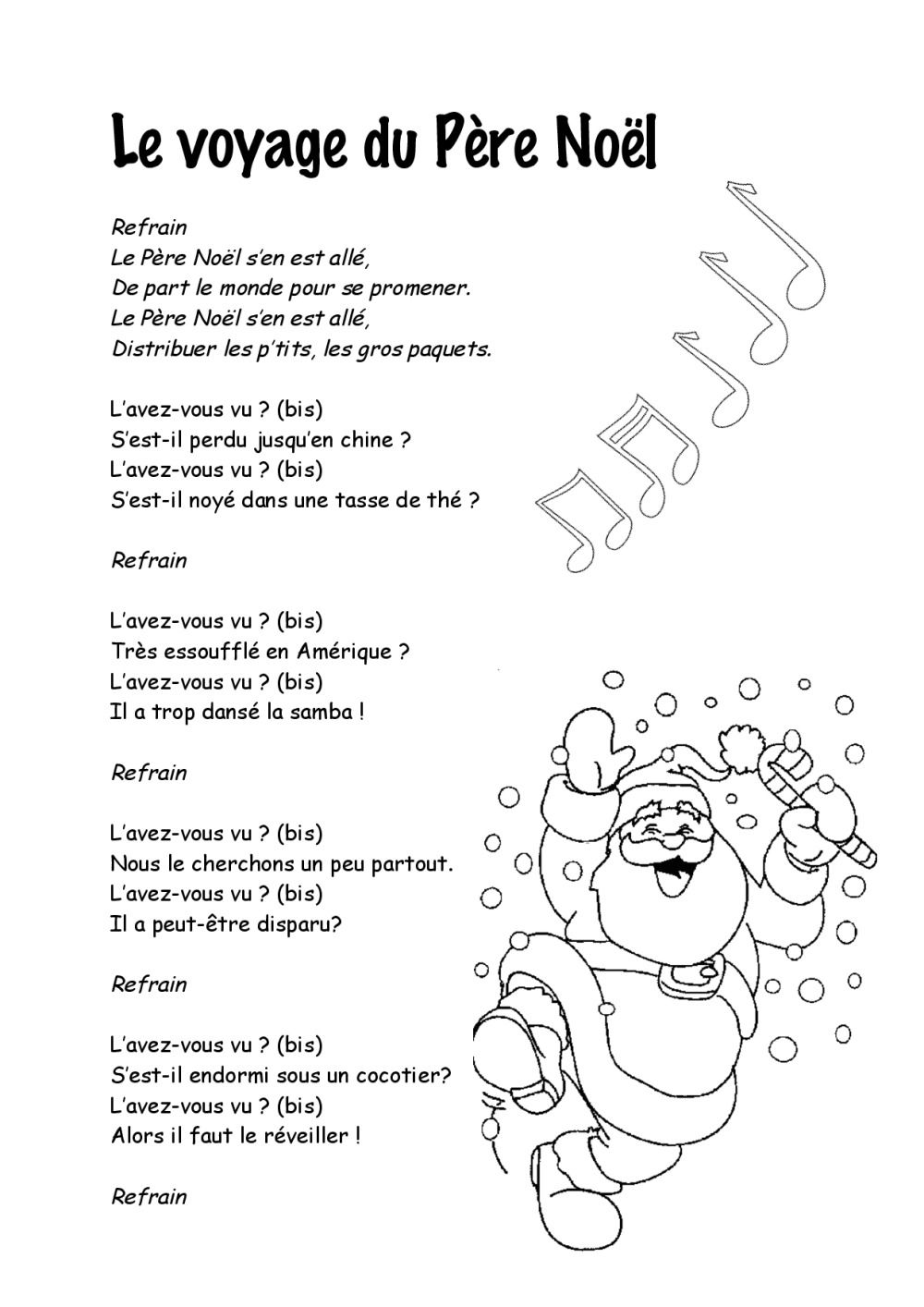 Paroles Chants De Noel Paroles chansons de Noël | BDRP