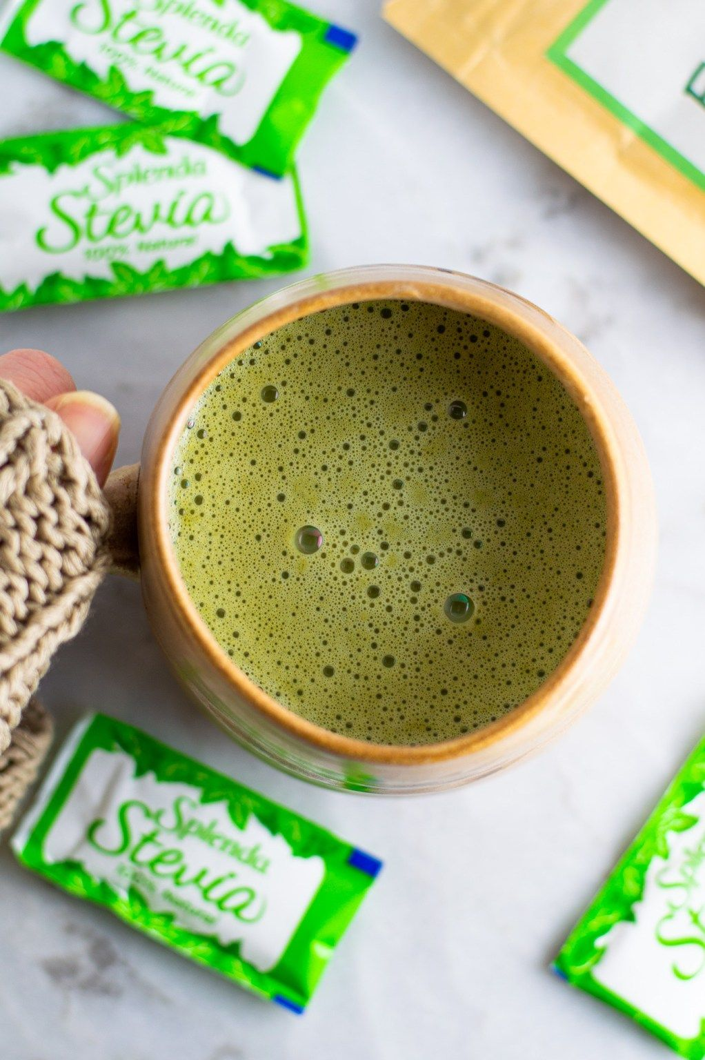 Healthy matcha latte a taste of madness recipe
