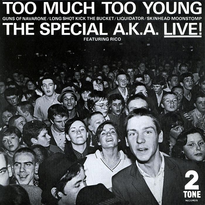 Too Much Too young / The Specials