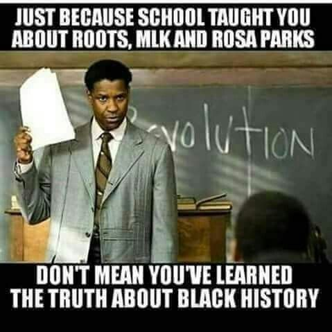 black history facts 365
