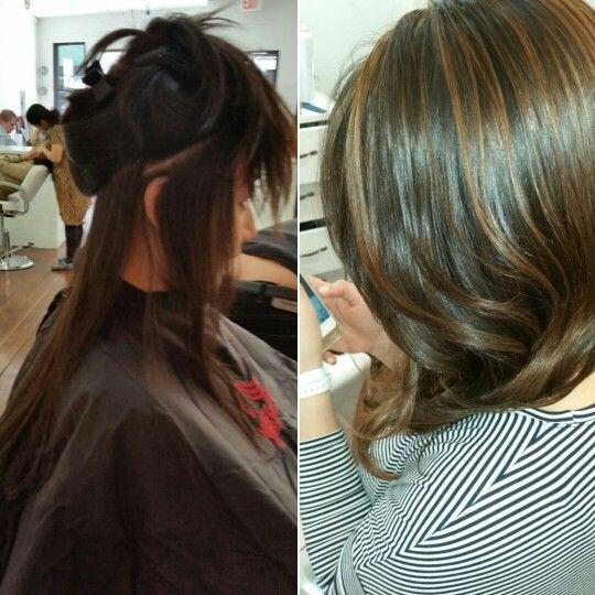 551*580*5886 Book your Consultation  Instagram Dana_hairstylist_ Beauty Studio Jersey City