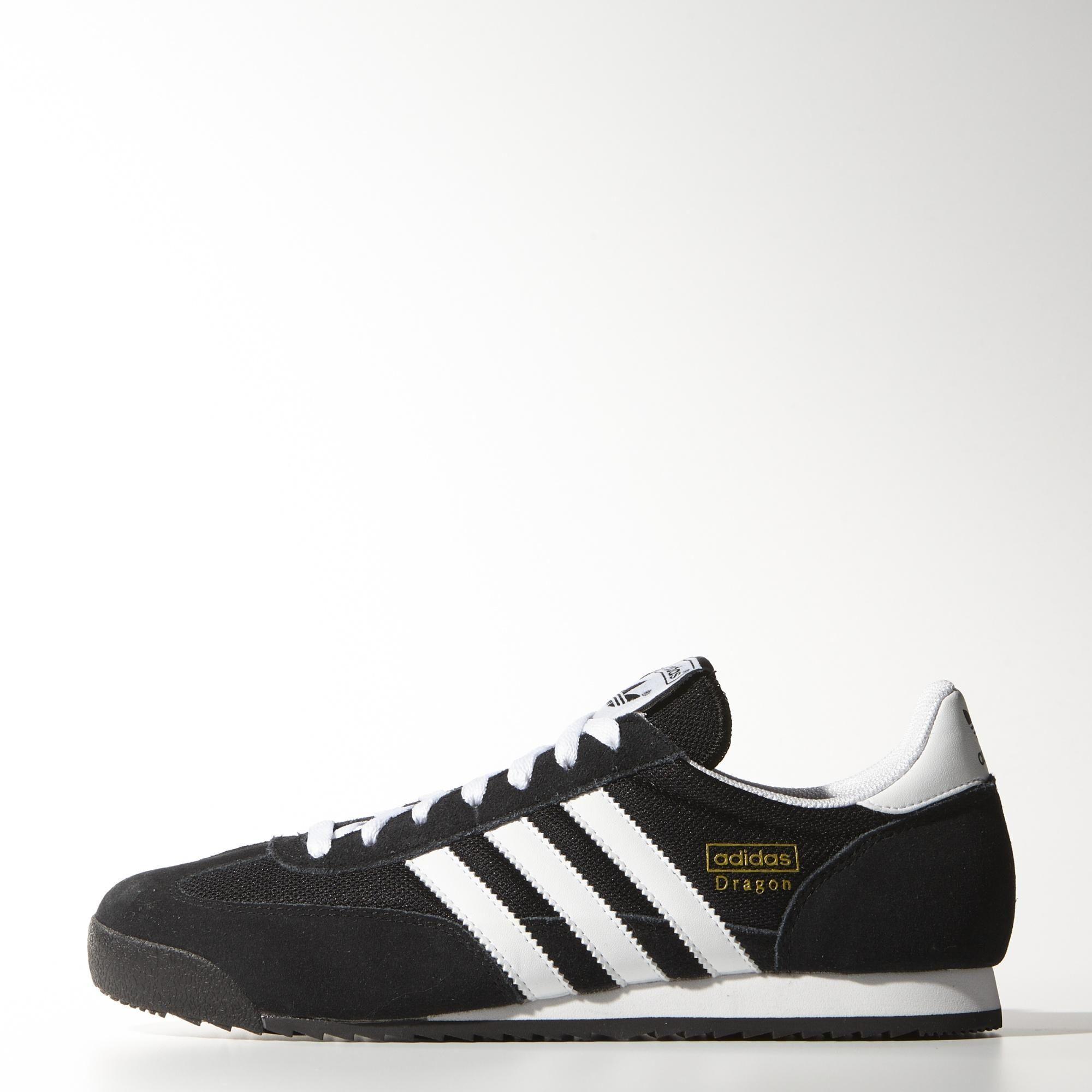 Black · Der adidas Originals Dragon für Herren ...