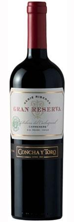 Concha y Toro - Carménère Gran Reserva Serie Riberas 2013