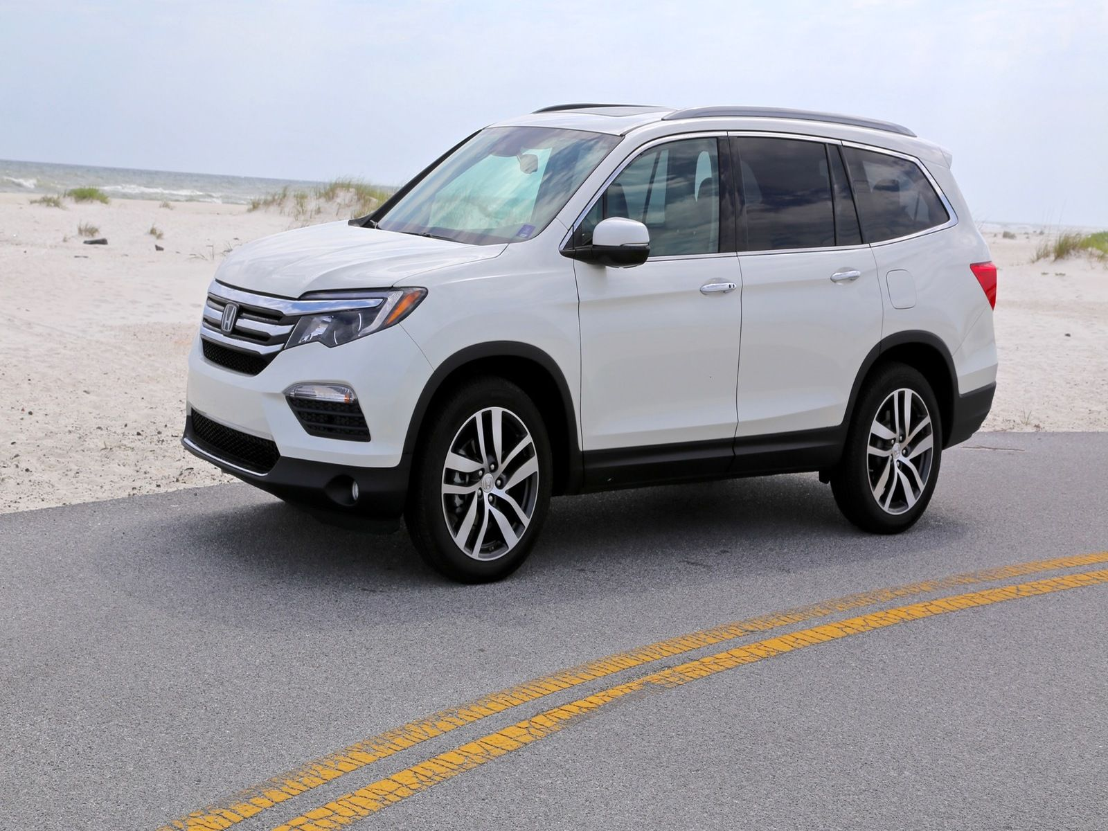 2017 Honda Pilot Touring Specs Check more at https://www ...