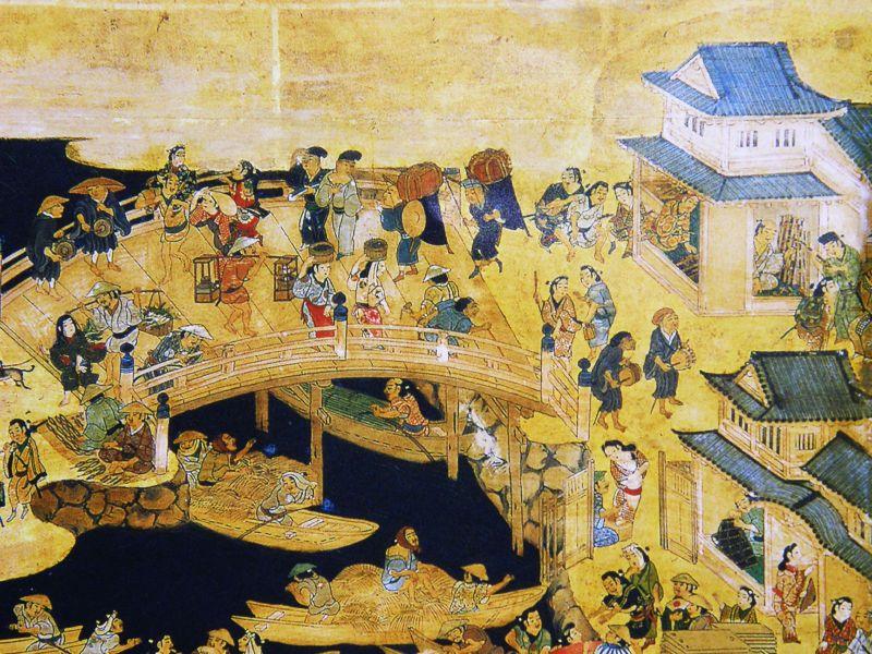 江戸名所図会 - 国立国会図書館デジタルコレクション