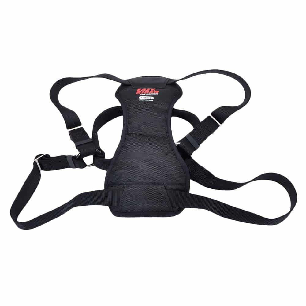 Coastal Easy Rider Adjustable Car Harness Black Large